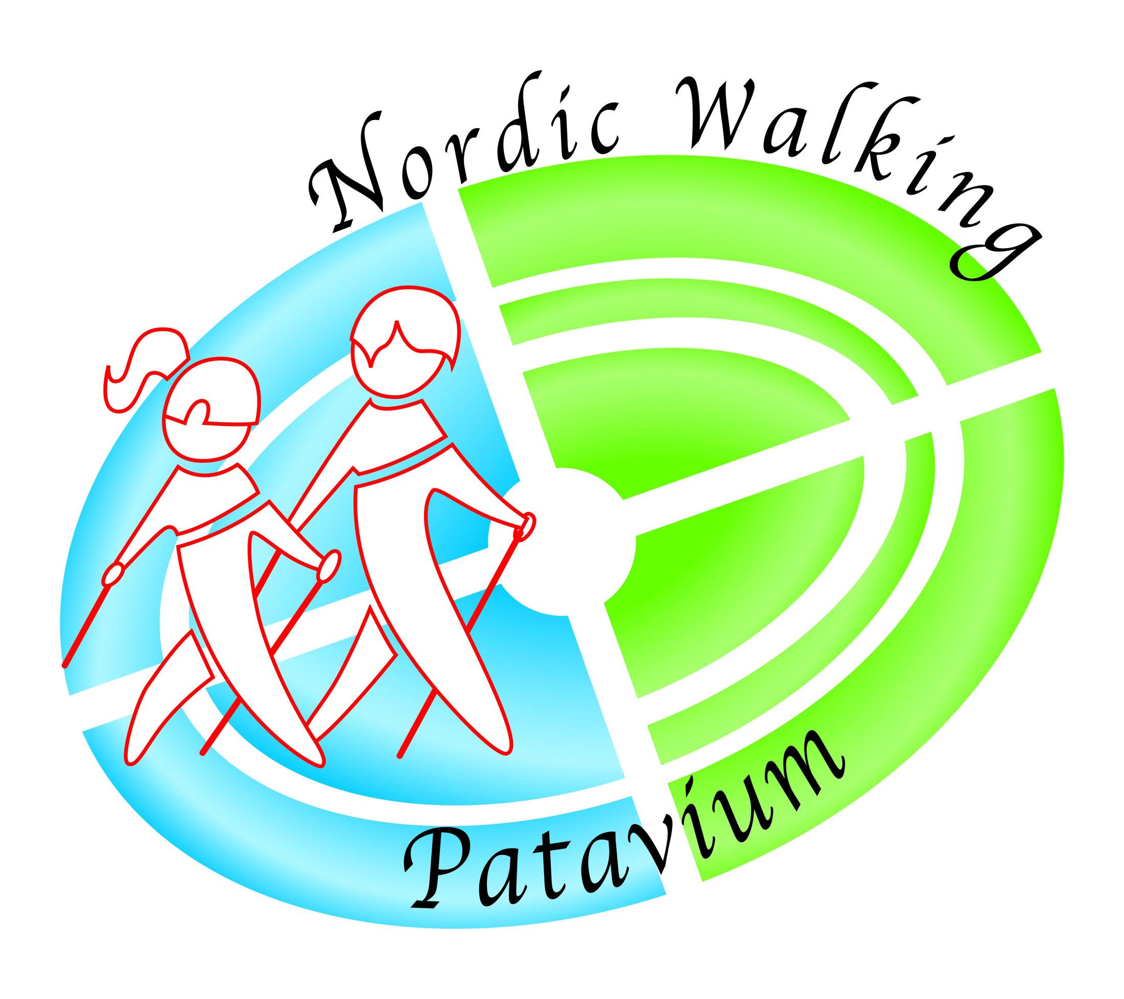 LOGO Nordic Walking Patavium - Copia